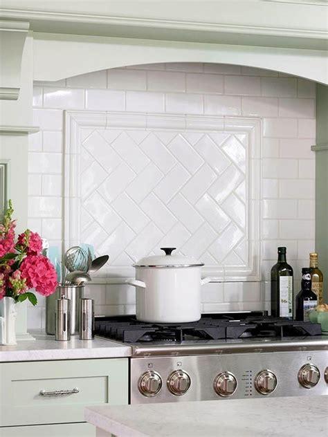 white glass subway tile backsplash home decor and kitchen backsplash ideas with dark oak cabinets subway