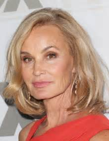 haircut for 60 year with medium length hair jessica lange photos tv series posters and cast