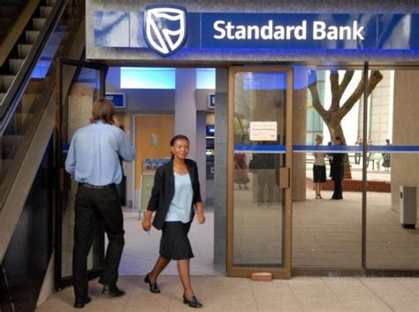 standard bank contacts office standard bank opens office in strategic