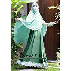 Pakaian Baju Wanita Busana Dress Brukat Poppy Tosca Murah 1 ramadhan di malaysia islam