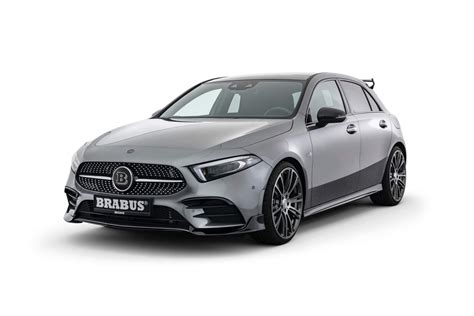 Mercedes Brabus 2019 by Brabus Reveals 2019 Mercedes A Class Kit And 270