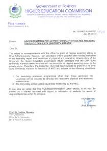 Pakistan Embassy Authority Letter Authorization Letter To Collect Noc From Bank Loan Cover Letter Templates