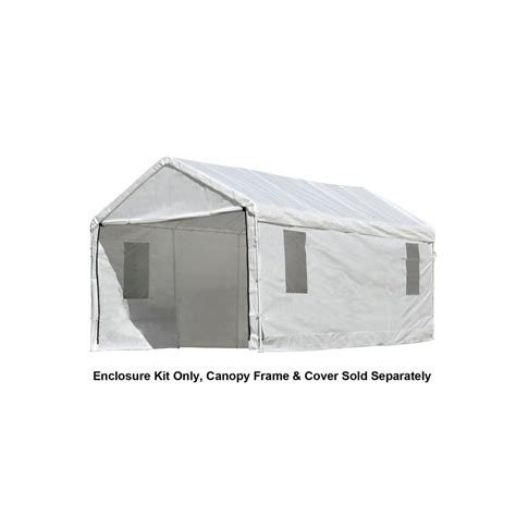 shed kits lowes shop shelterlogic white polyethylene storage shed