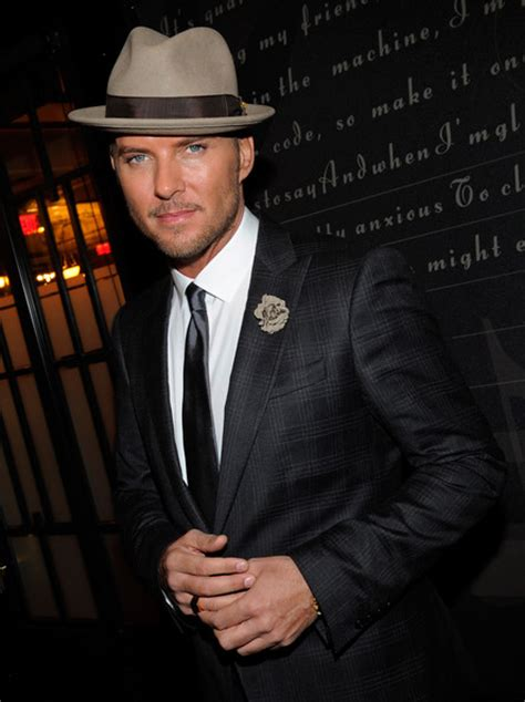 Mat Goss by Matt Goss Pictures Fashion S Out At The Forum