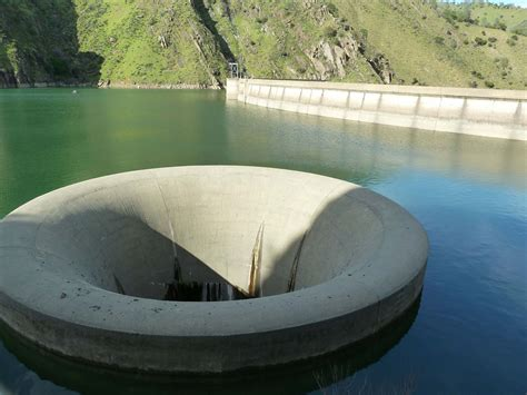 where is the glory hole full pipe find directions lake berryessa spillway construction where is the glory