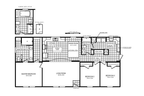 the rockwell ii 28523r manufactured home floor plan or 100 rockwell floor plan walker house residences