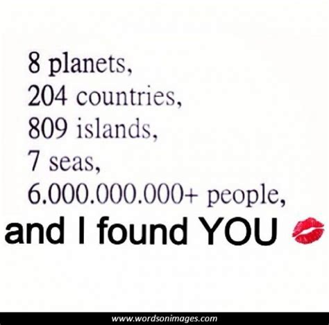 I Found You by Lucky I Found You Quotes Quotesgram
