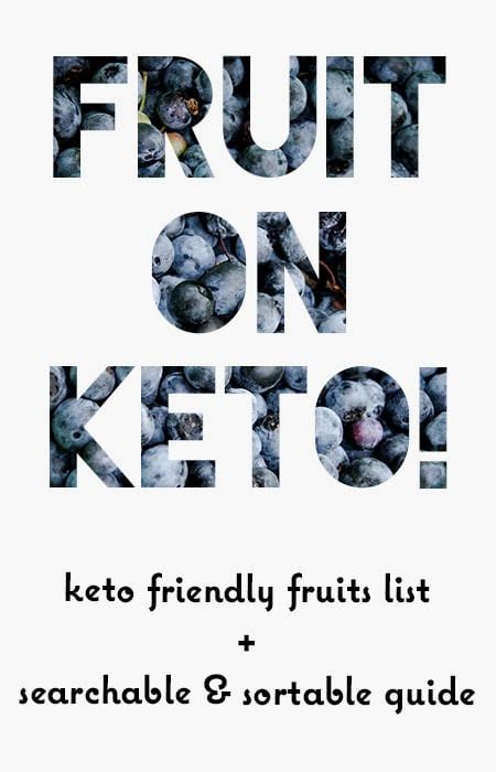 fruit keto friendly low carb fruits list searchable guide to carbs in fruit