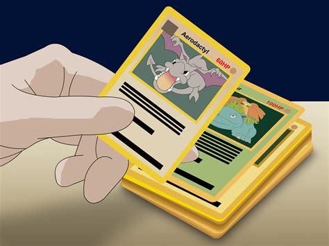 make money card how to make money with pok 233 mon cards with pictures wikihow