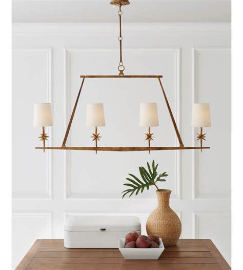 visual comfort chandelier visual comfort s 5316gi np ian k fowler modern etoile