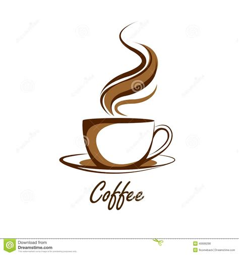 Coffee Mug by Coffee Cup Vector Stock Vector Image 40689298