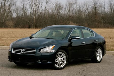 used nissan maxima 2009 review 2009 nissan maxima photo gallery autoblog