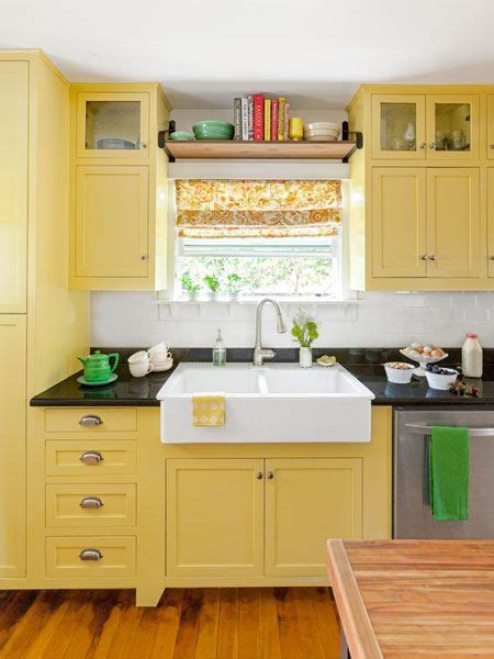 yellow kitchen cabinets 84 best hello yellow yellow paint colors images on
