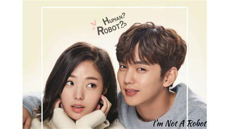 dramafire category korean dramas not robot i m not a robot korean drama