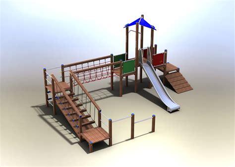 buitenspeelgoed speelplaats speeltoestellen buiten houtplezier speeltoestellen