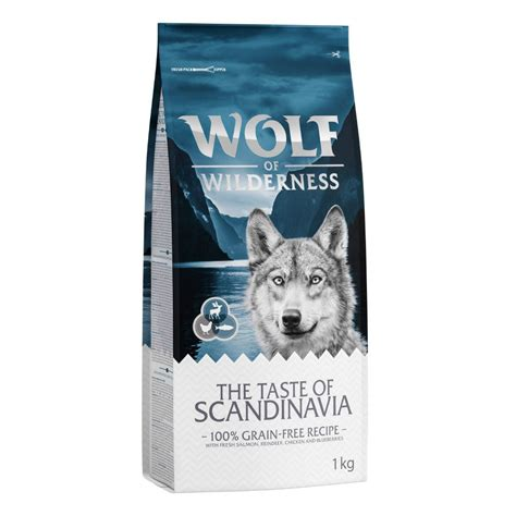 Dogfood Taste Of The Salmon Adlt Repack 1kg Wolf Of Wilderness Quot The Taste Of Quot 1kg The Taste Of Canada
