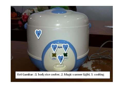 Magic Rice Cooker Gas Lpg Otomatis all published