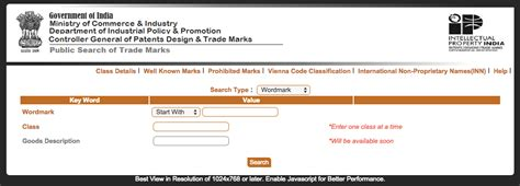 How To Do A Lookup How To Do A Trademark Search In India