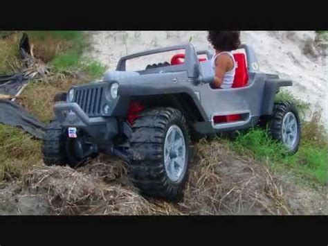 Power Wheels Jeep Hurricane Fisher Price Power Wheels Jeep Hurricane Ride On Customer