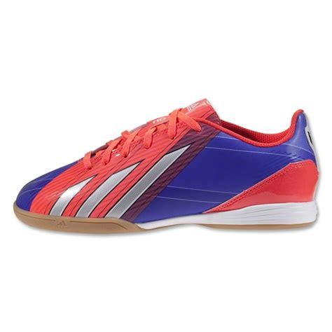 messi indoor shoes adidas jr messi f10 trx indoor soccer shoes turbo black