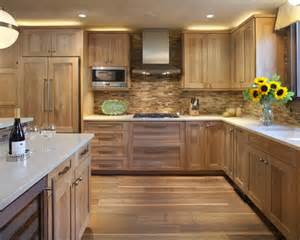 hickory cabinets kitchen contemporary kitchen hickory cabinets contemporary design