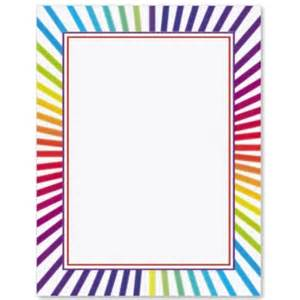 candy stripes border papers paperdirect