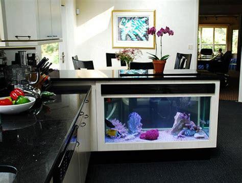 la decoration avec  meuble aquarium archzinefr