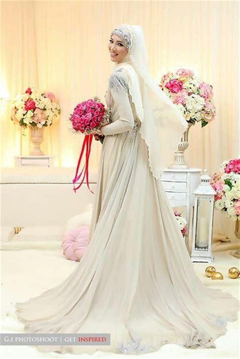 pattern baju pengantin 2016 25 model kebaya pengantin muslim modern terbaru 2018