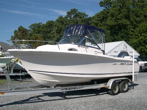 sea hunt boats for sale in maryland hunt 225 victory boats for sale in chester maryland