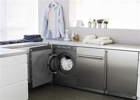 under cabinet washer dryer combo little giants compact washers and dryers remodelista