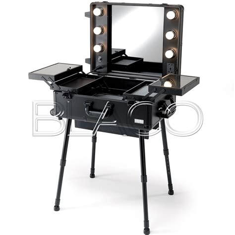 tavolo make up postazione portatile tavolino make up in valigia stage