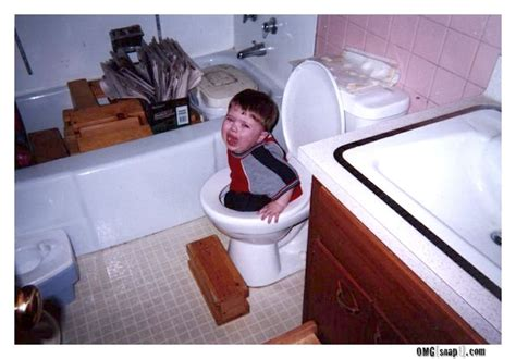 stuck in a bathroom omg snap 187 that potty isn t big enough inside for the