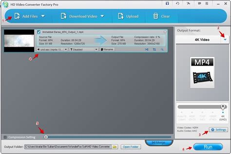 Hd Format Converter Review | hd video converter factory review
