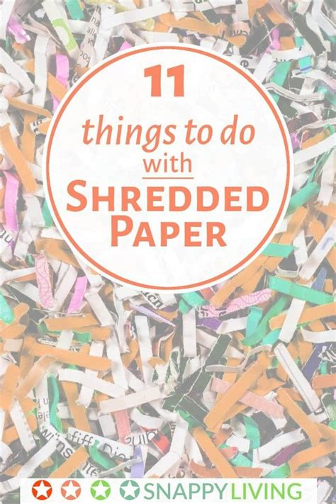 Things You Can Make With Paper - 16 best make shredding images on shredded