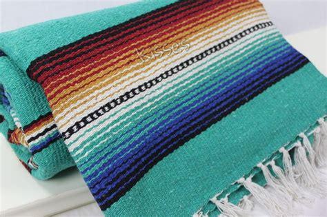 Serape Rug by Mexican Serape Blanket Sarape Throw Zarape New