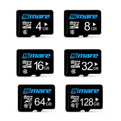 Memory Card 8gb Ps2 smare memory card micro sd tf card smare 4gb 8gb 16gb 32gb 64gb real capacity class 10 high