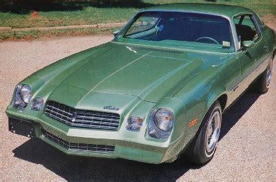 1979 chevrolet camaro | howstuffworks