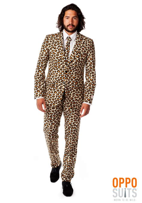 jaguar costume men s opposuits jaguar print suit