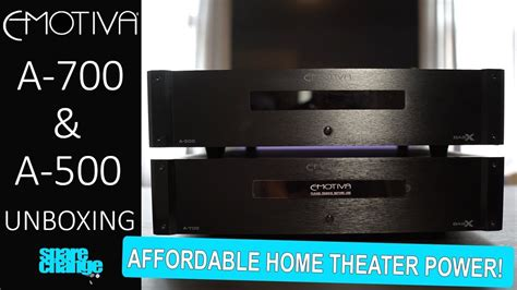 emotiva basx       affordable home theater
