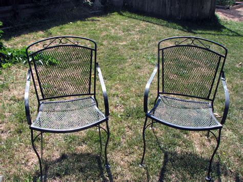 outdoor dining chairs metal wicker ikea home depot cheap