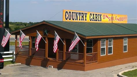 attractive exterior cabin