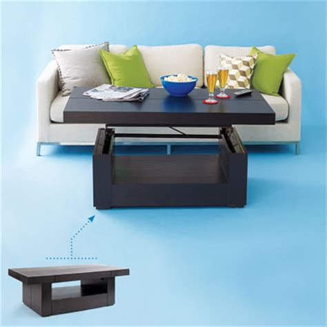 small space lift top coffee table lift top coffee table 10 smart space saving tables