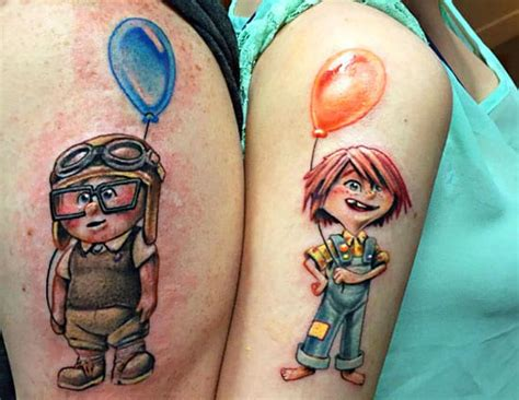 captivating couple tattoo images creativefan
