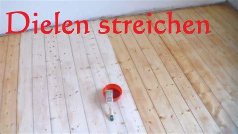 dielenboden streichen mit hartwachs 246 l dielen 214 len - Holzboden Streichen Ohne Schleifen