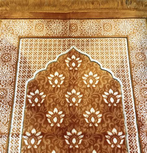 Sajadah Kharisma Prayer Rug 07 modefa turkish islamic prayer rug janamaz sejadah plush