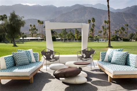 stunning mid century modern patio designs
