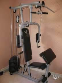 banc de musculation rameur sarthe