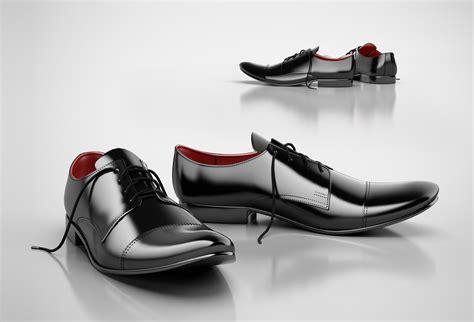 model shoes formal shoes 3d model max obj 3ds c4d cgtrader