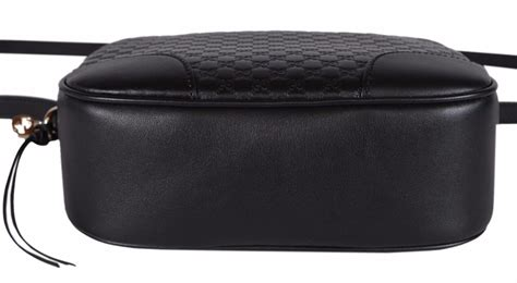 New Gucci Catur Kulit Leather Black new gucci 449413 black leather micro gg guccissima crossbody purse bag handbags purses