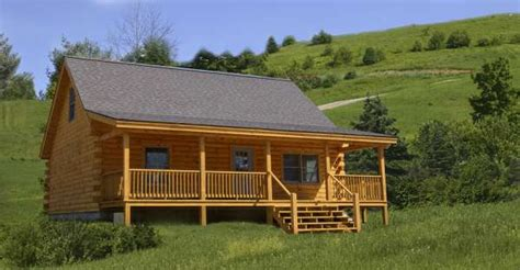 Shell Cabins by Woodland Shell Log Cabin Costs Only 37 000 Looks